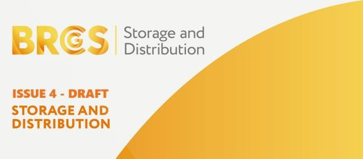 BRC Storage and Distribution Issue 4 Draft