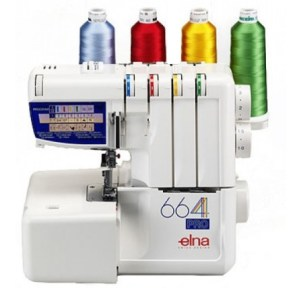 Image result for elna 664 pro overlocker