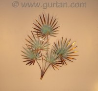 Tropical - Metal Wall Art - Metal Wall Sculpture - Home Decor