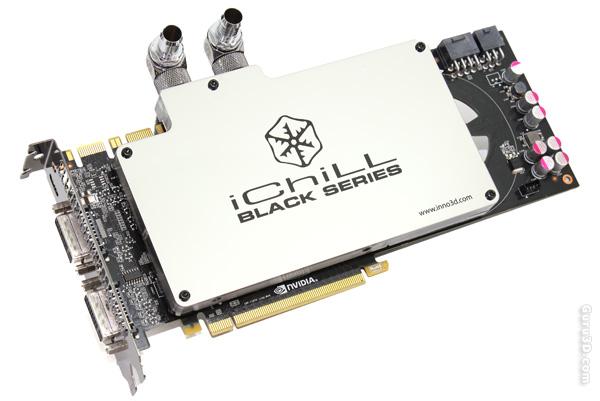 Inno3D GeForce GTX 480 iChill Black Series review