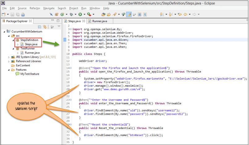 Bdd Framework In Selenium Python | oceanfur23 com