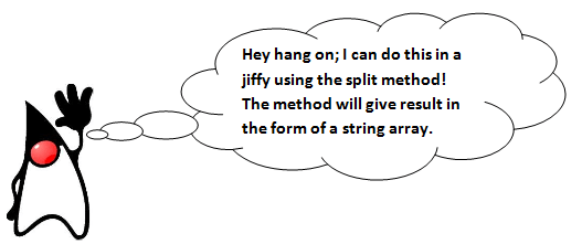 How to Split a String in Java
