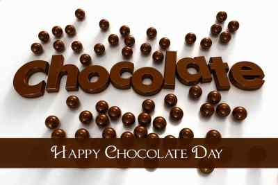 Happy Chocolate Day Wishes 2018
