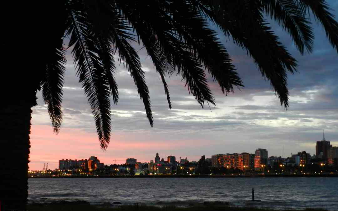 Best place to watch the sunset in Montevideo