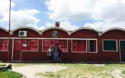 Those unmistakable rural schools in Uruguay