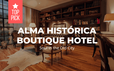 Alma Historica – art nouveau boutique hotel in Montevideo