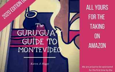 New Guru'Guay guide to Montevideo out now