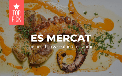 Es Mercat – The best fish restaurant in Montevideo