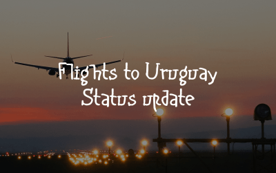 Flights to Uruguay during Covid-19