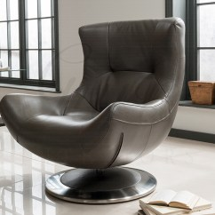 Leather Swivel Chair Acapulco Target Armchair