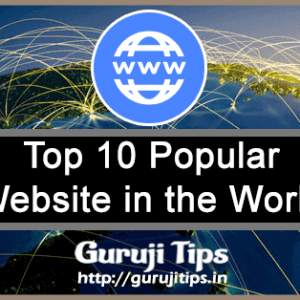 top 10 website in world