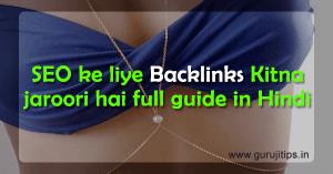Backlink for seo