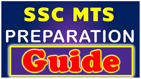 ssc mts preparation guide