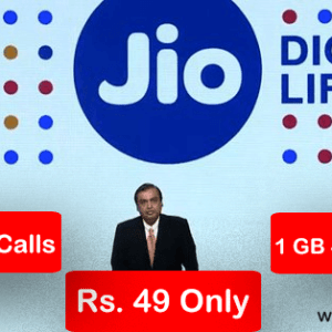 JIO New Plan 49
