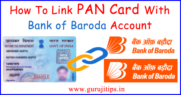 link pan card with BOB