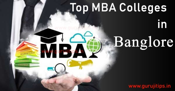 top mba colleges in banglore