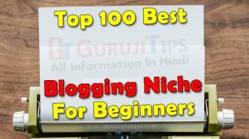 best blogging niche