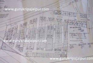 Krishna Residency Nevta Jaipur Jda Approved Plots Near Sez 250ft Road