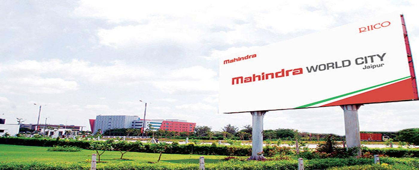 SEZ Mahindra World City Jaipur JDA Approved Plots
