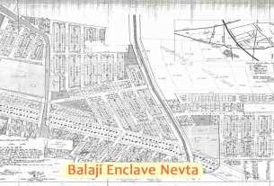 Balaji Enclave Nevta Jaipur, JDA Approved Plots