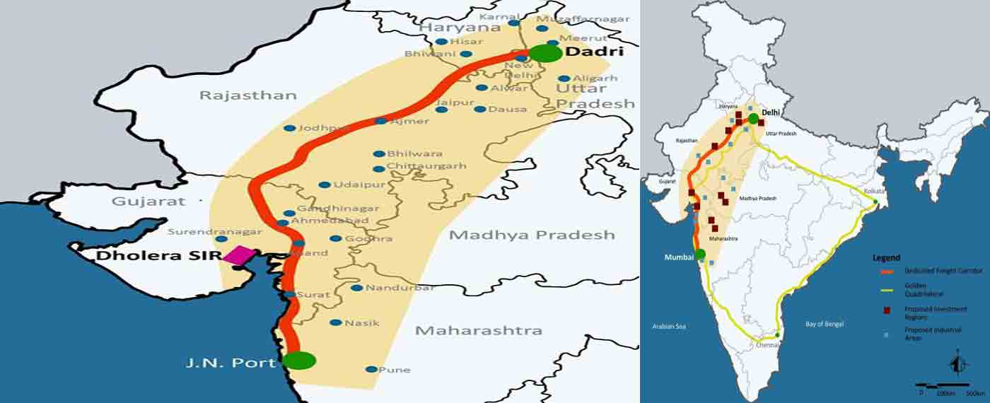 DMIC Project in Rajasthan