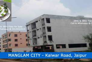 Manglam City Jaipur Jda Approved Plots 2 & 3 Bhk Flats, Duplex Kalwar Road
