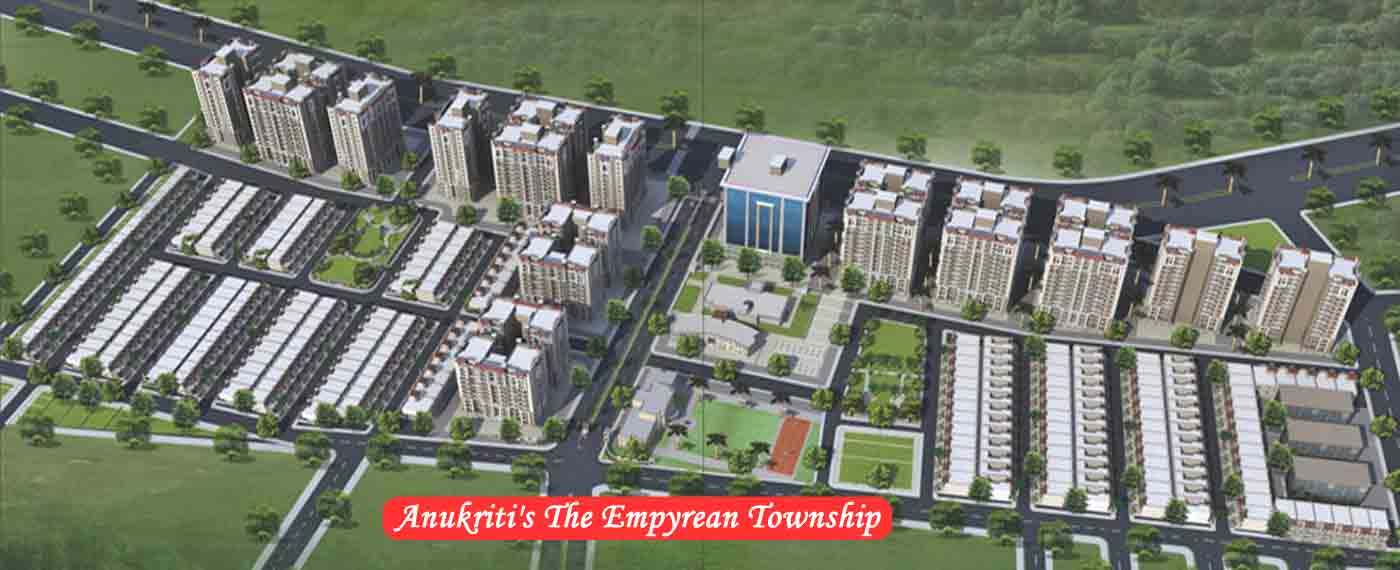 Anukriti The Empyrean Township Plots for Sale Jaisinghpura Ajmer Road Jaipur