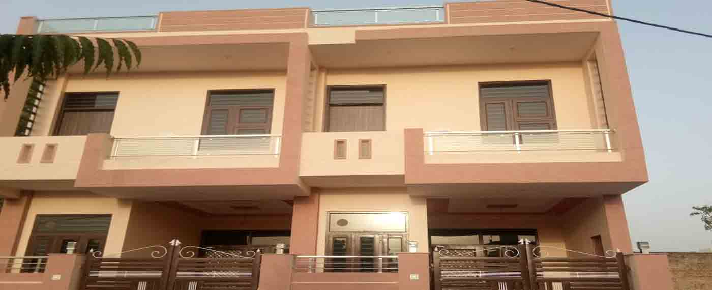 Independent House for Sale in Jaipur Opp Kardhani Kalwar Road