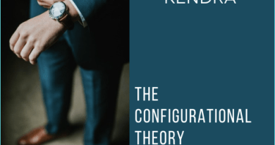 The Configurational theory