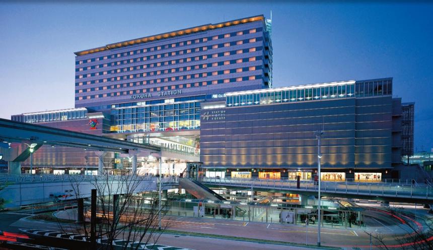 JR九州ステーションホテル小倉 – 北九州市観光情報サイト ...