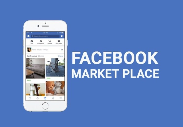 Marketplace Facebook Buy Sell NearBy Me | How To Access