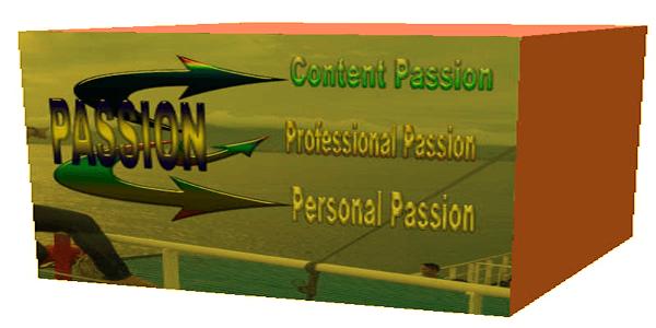 menemukan dan memperbaiki passion