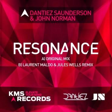 Resonance, por Dantiez Saunderson y John Norman