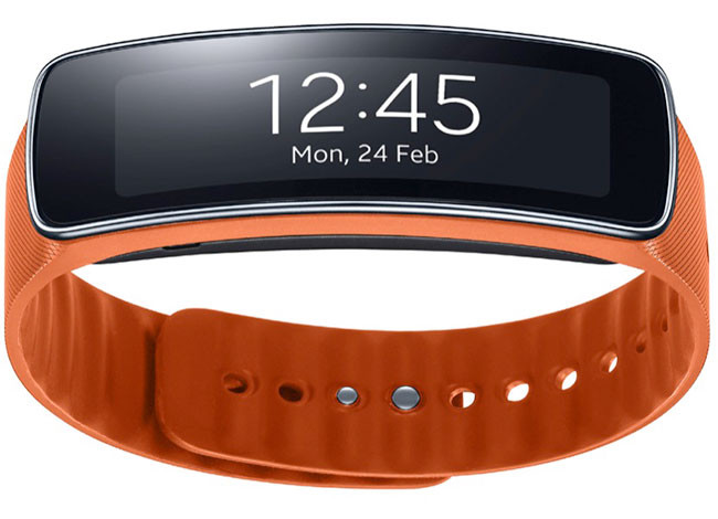 Samsung-Gear-Fit-Naranja