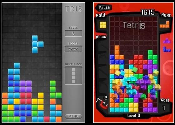 Tetris-itunes
