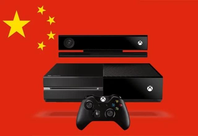 xbox one en china