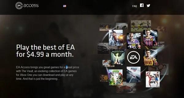 EA-Access-suscripcion