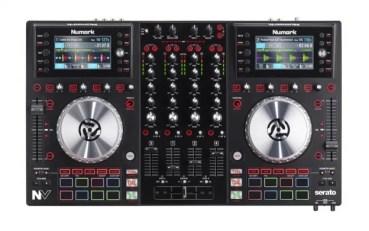 Numark NV, atractivo controlador pensado para Serato DJ