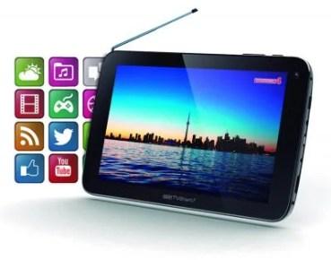 Easy TV Smart 7, televisor y tablet en uno