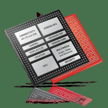 Potencia sin igual con el nuevo Snapdragon 810