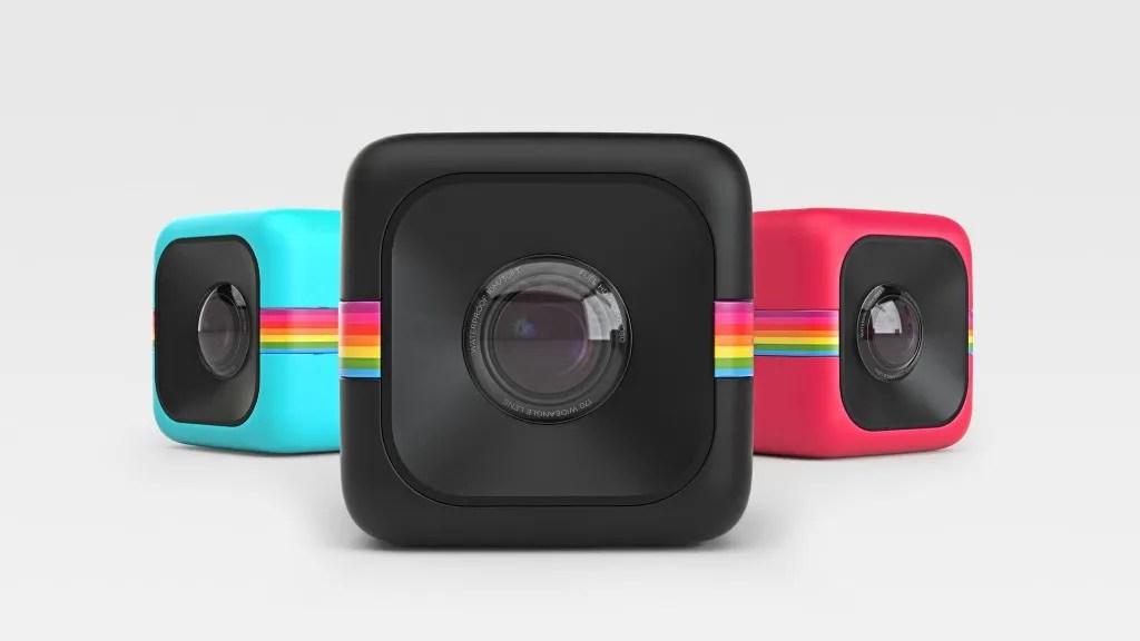 8805edcc2e Polaroid Cube, la videocámara deportiva que te conquistará por su ...