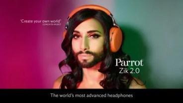 Parrot Zik 2.0: innovación, calidad y diseño en un único producto