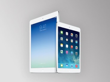 El iPad de 12,9 pulgadas se hace de rogar