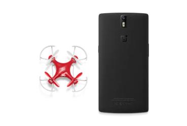 OnePlus DR-1, un dron por menos de 20 euros