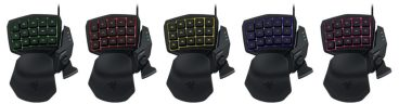 Tartarus Chroma, el nuevo gaming keypad de Razer