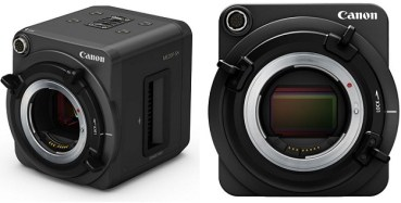 Canon ME20F-SH, la cámara de los 30.000 dólares que todo lo ve