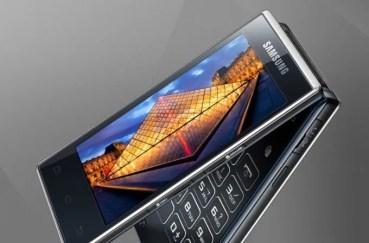 Samsung sorprende a todos con un smartphone tipo concha