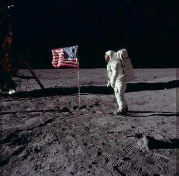 Project Apollo Archive, desmontando la teoría de la conspiración