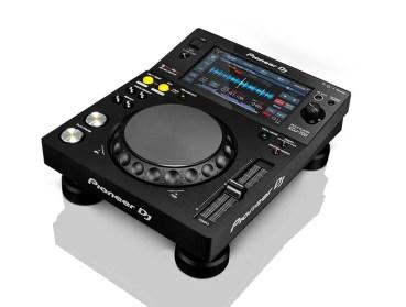 Pioneer XDJ-700, nuevo reproductor compacto compatible con Recordbox