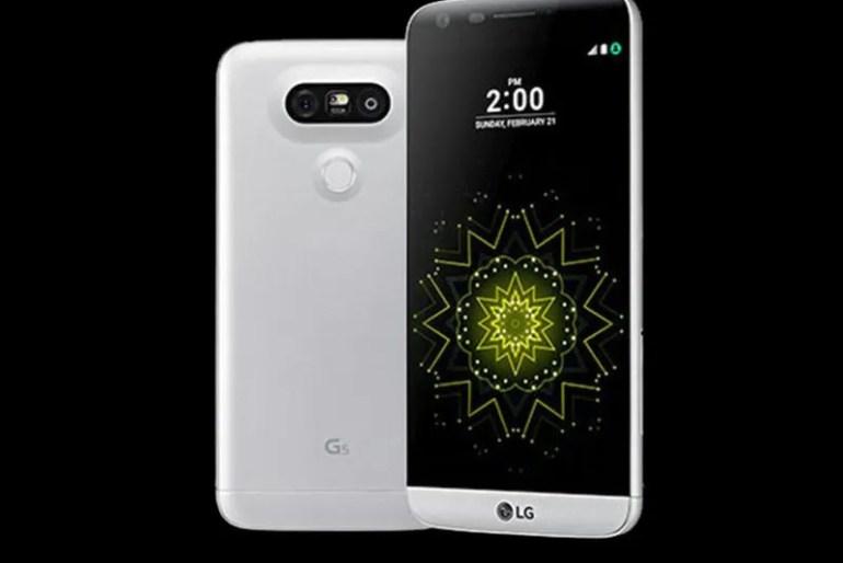 Presentado oficialmente el LG G5